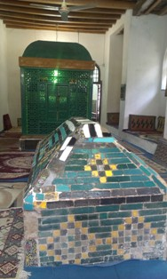 tomb of Sheikh Zahid