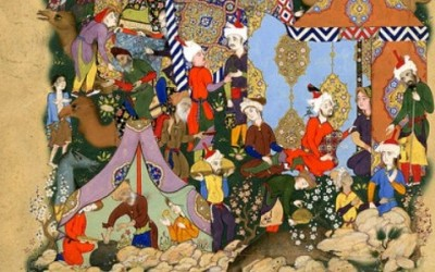 Let's Define the Iranian Medieval Times
