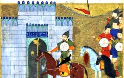 Mongol Invasion of Iran and Concepts of Warfare and Destiny in Historians' Viewpoints