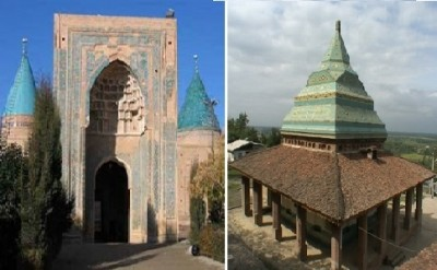 Coexistence of Mysticism, Shia and Sunni in Mausoleums of Bayazid and Sheikh Zahid