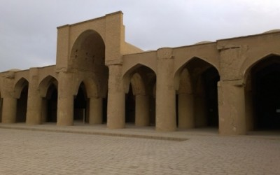 Tarikhane Mosque, Its Holiness and Continuity of Function